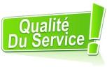 Qualité du service